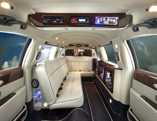 New Limousines for sale Lincoln Cadillac Chrysler